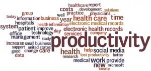 keys to increased productivity