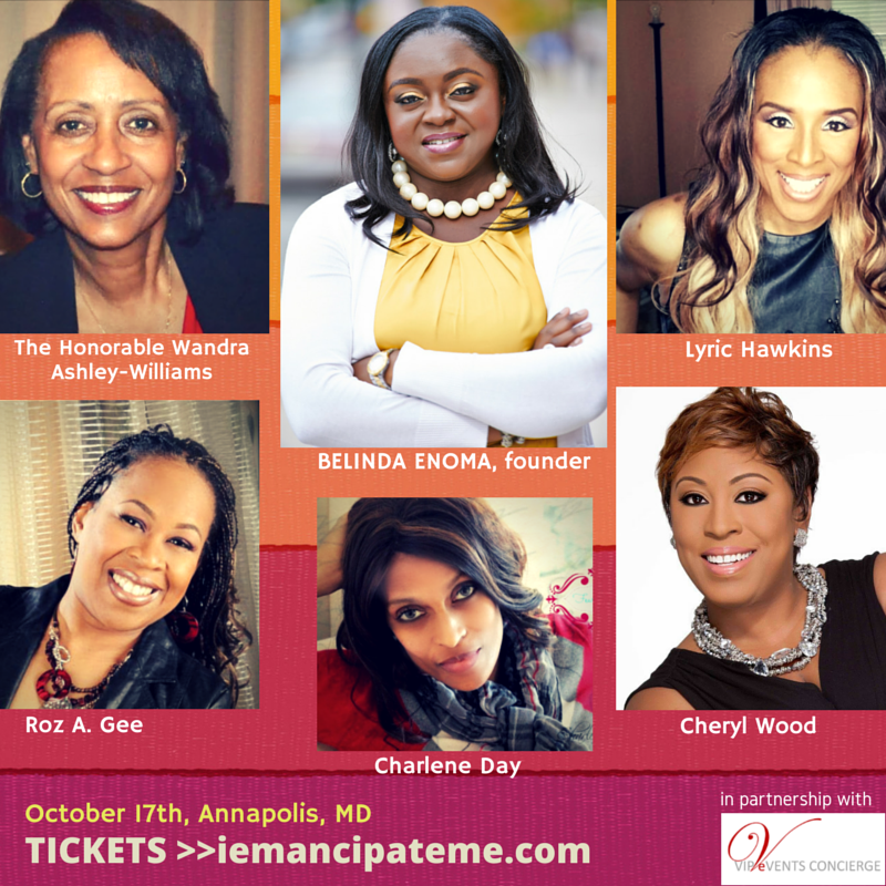 3 Reasons Why You Should Attend This Empowerment Conference