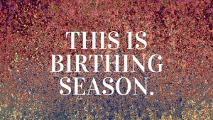 september the birthing month