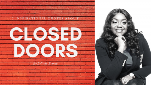 inspirational quotes about closed doors